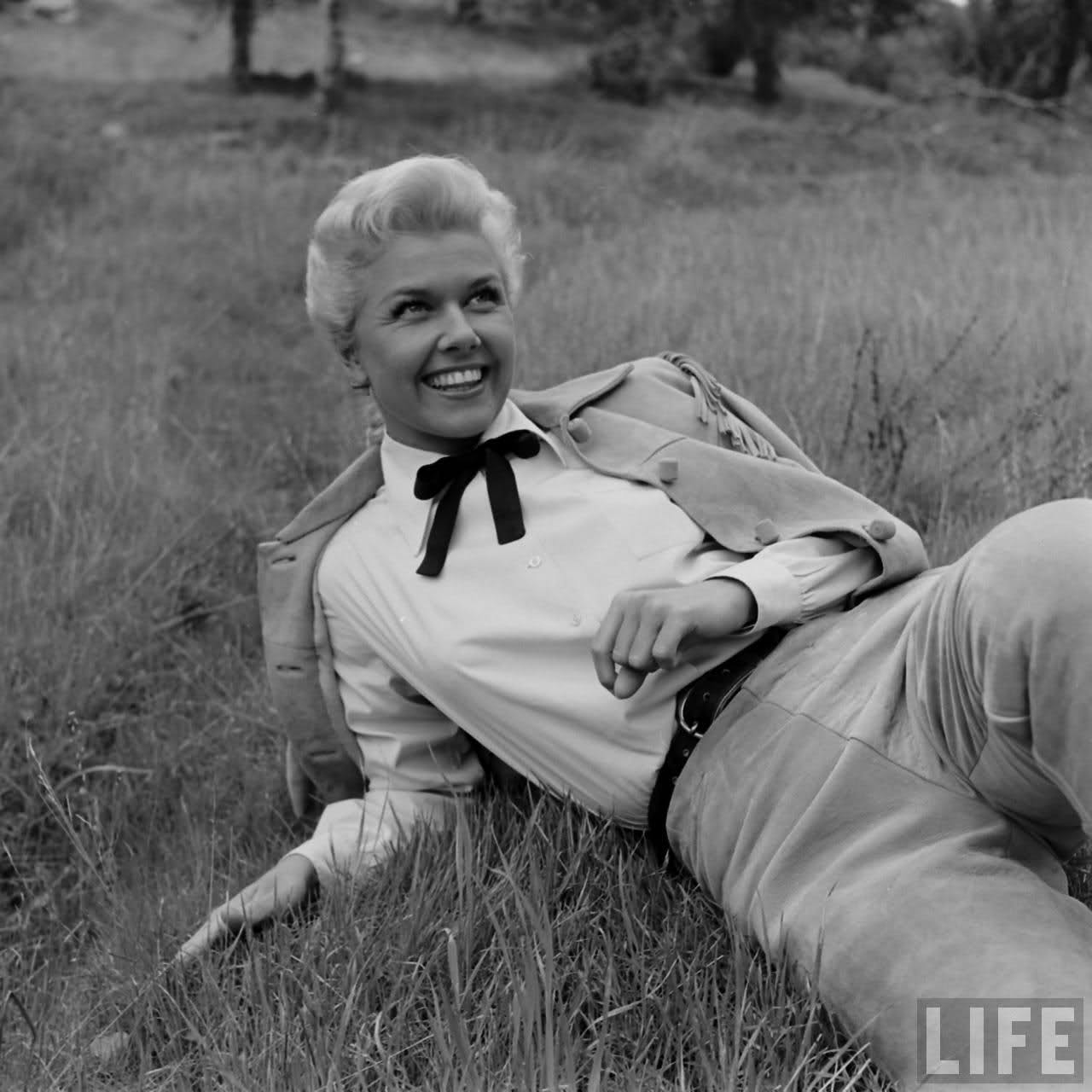 Doris Day Calamity Jane Life Flashbak