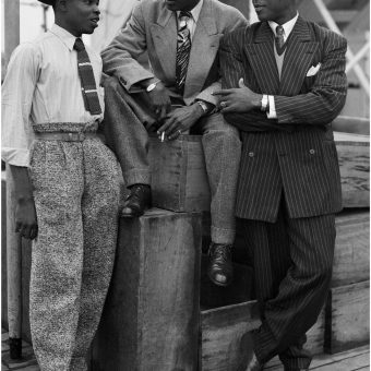 'London is the Place For Me' – Pictures of the Original Windrush Generation