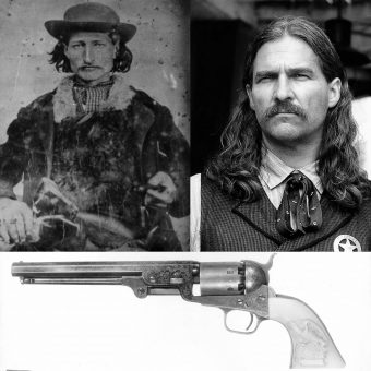 The Real Wild Bill Hickok versus the Hollywood Version