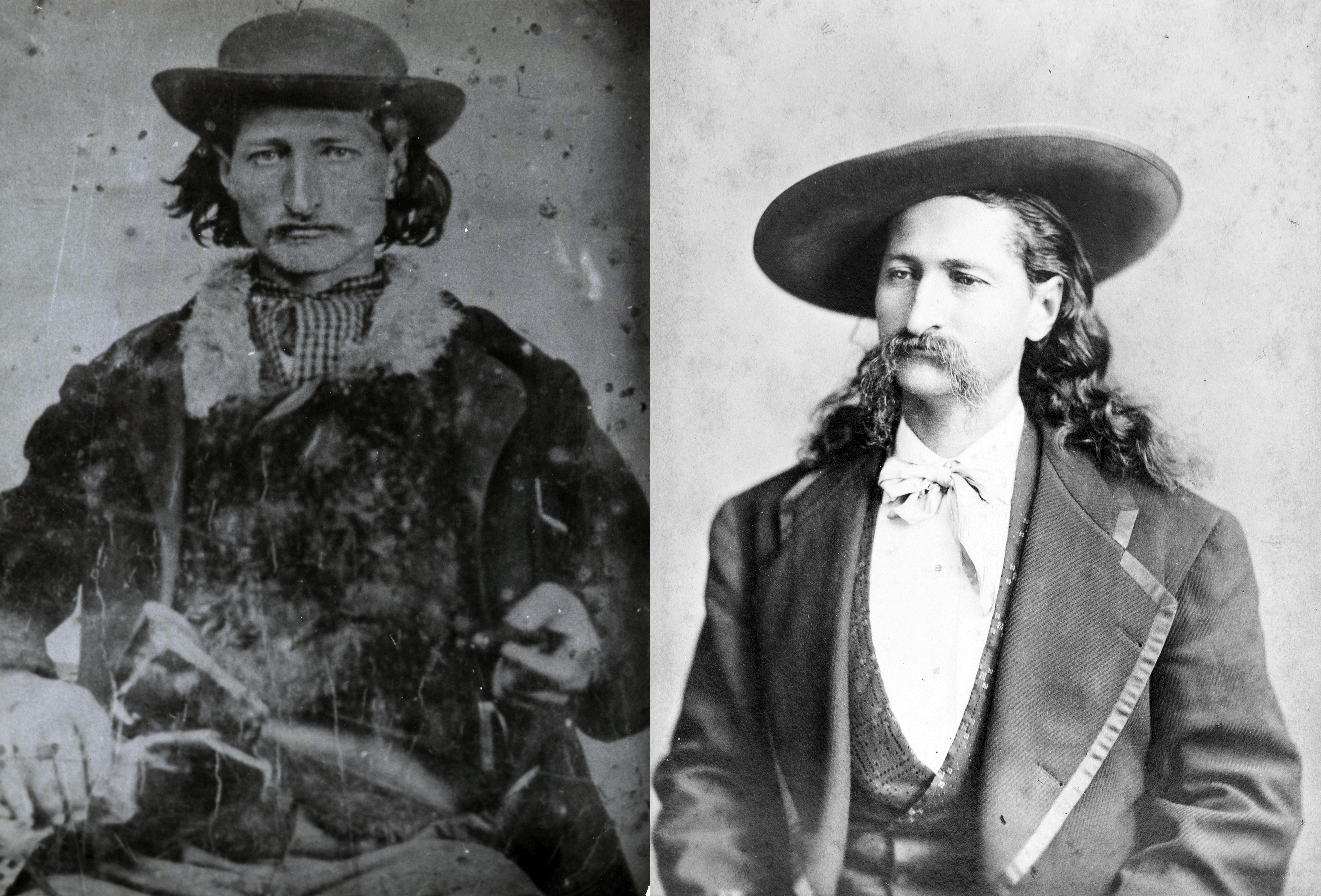 Wild Bill Hickok Young And Old Flashbak