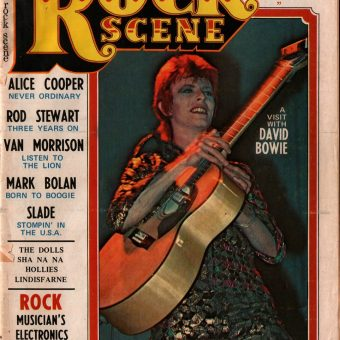 Rock Scene Magazine Issue 1: Read What You've Been Hearing