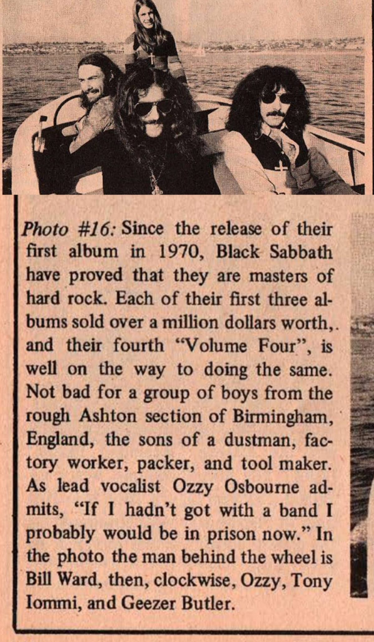 black sabbath 1973 rock scene magazine