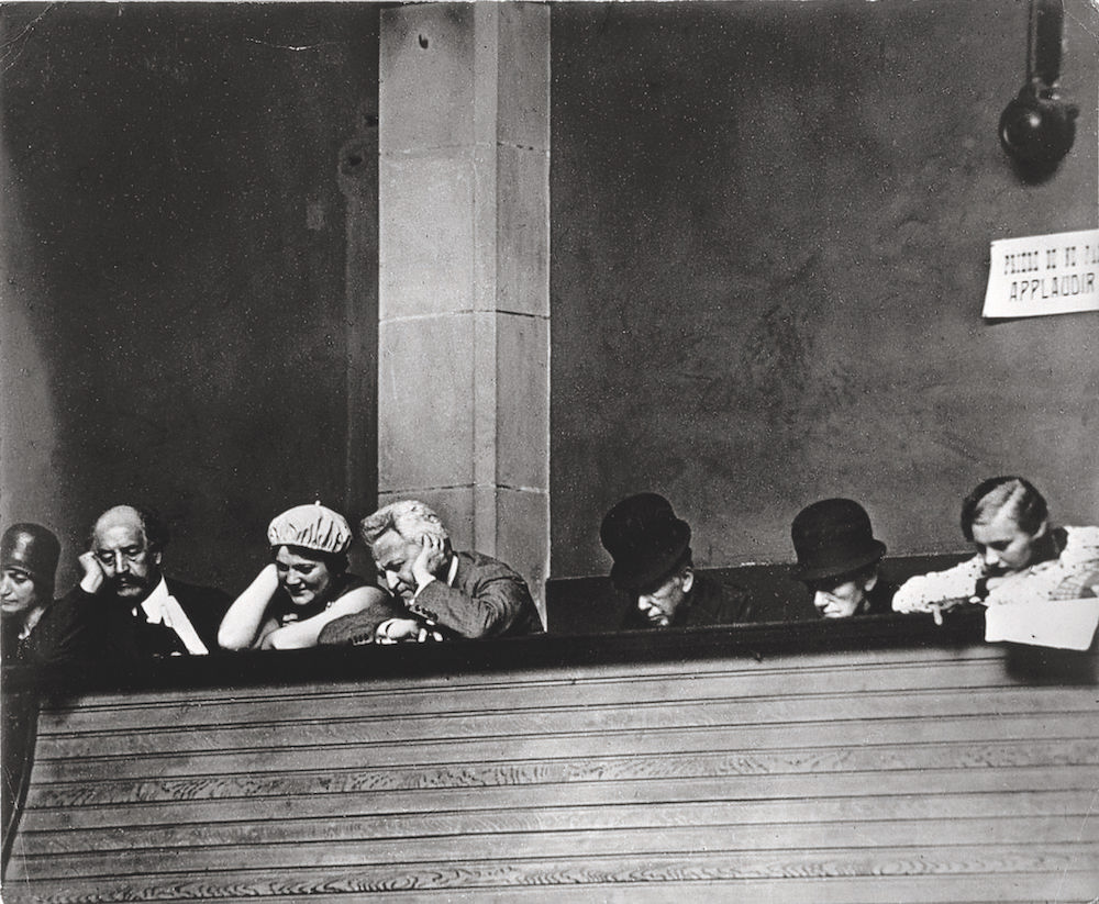The public gallery at the Palais des Nations in Geneva, 1928. Erich Salomon / Berlinische Galerie Archives