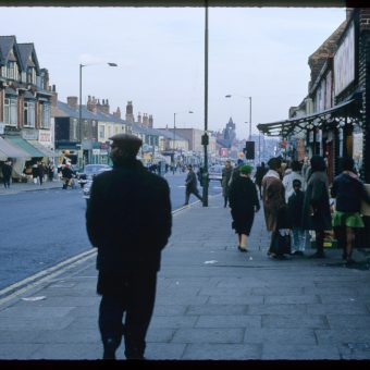 32 Colour Snapshots of Birmingham In the 1960s