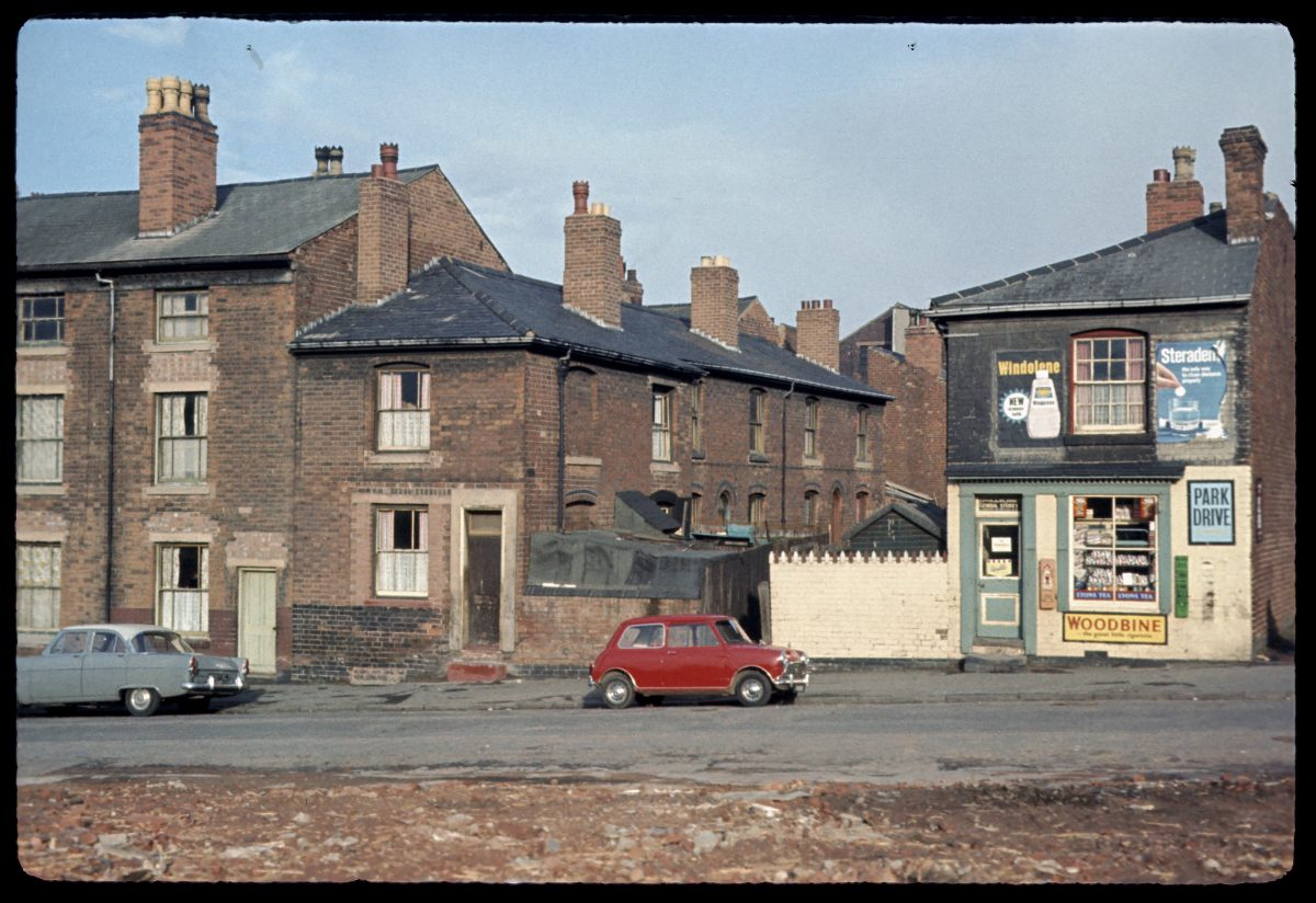 Great Russell Street, Newtown - March 26 1967