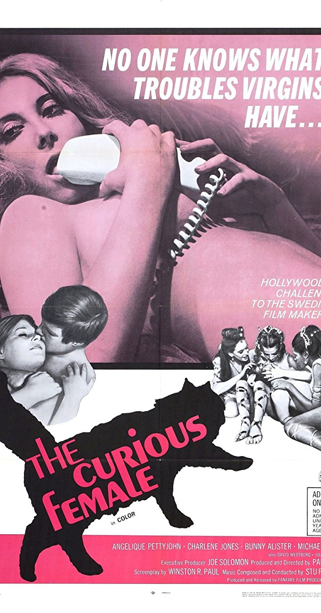X-rated Movie Posters of the 1960s and 1970s - Flashbak