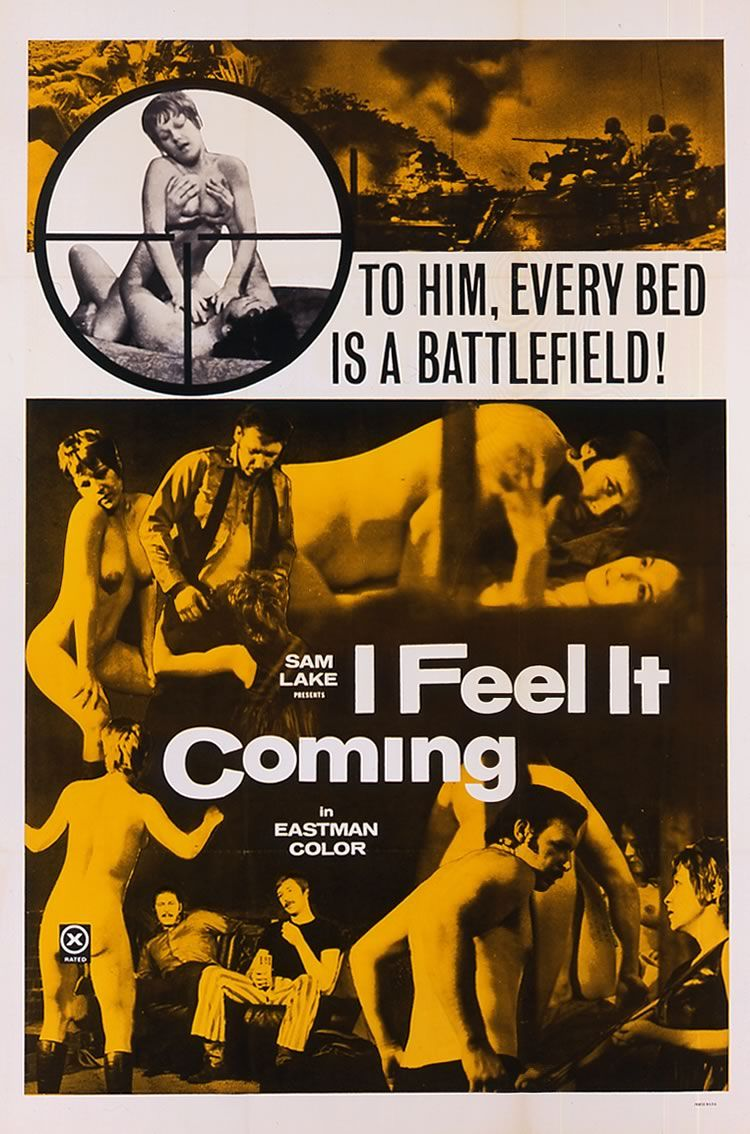 x-rated film poster