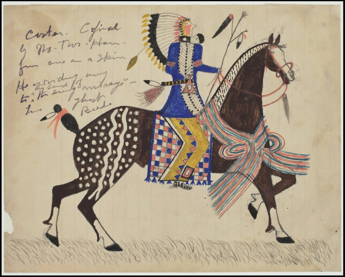 SiouxIndianart1913Dakota