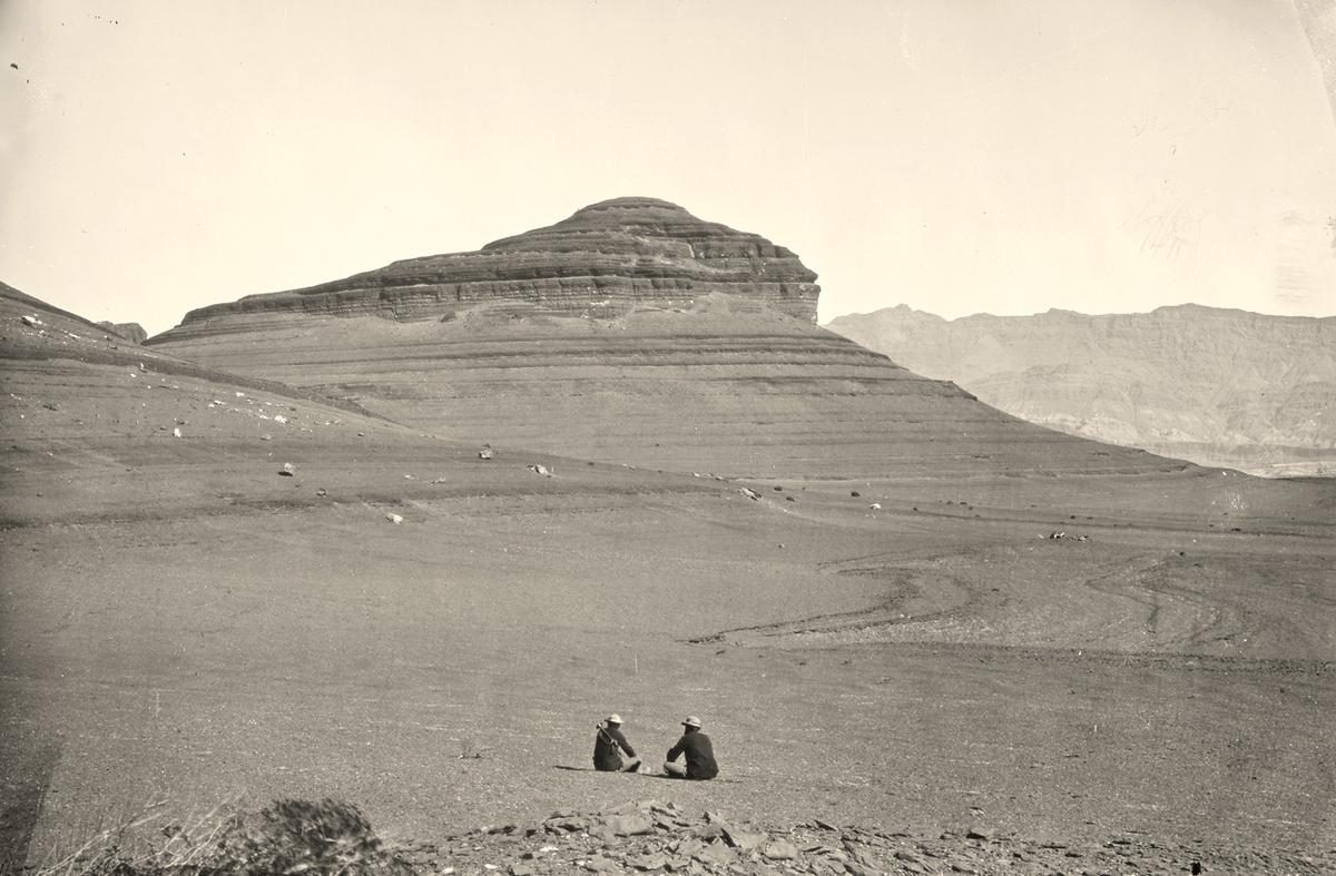 north of the Colorado River Plateau, 1872