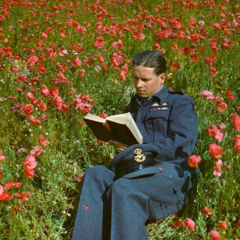 Guy Gibson of the Dambusters, and his Desert Island Discs