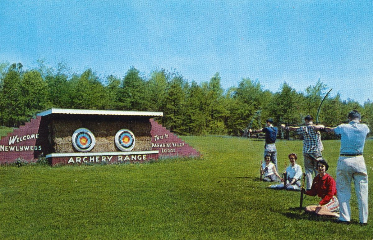 paradise-valley-lodge-archery-range-mt-pocono-pa