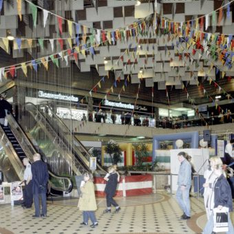 Shopping At The Manchester Arndale Centre 1973-1993