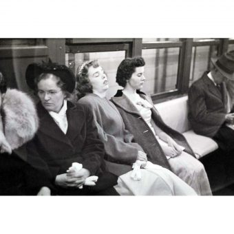 People Of the New York Subway  By Stanley Kubrick – 1946