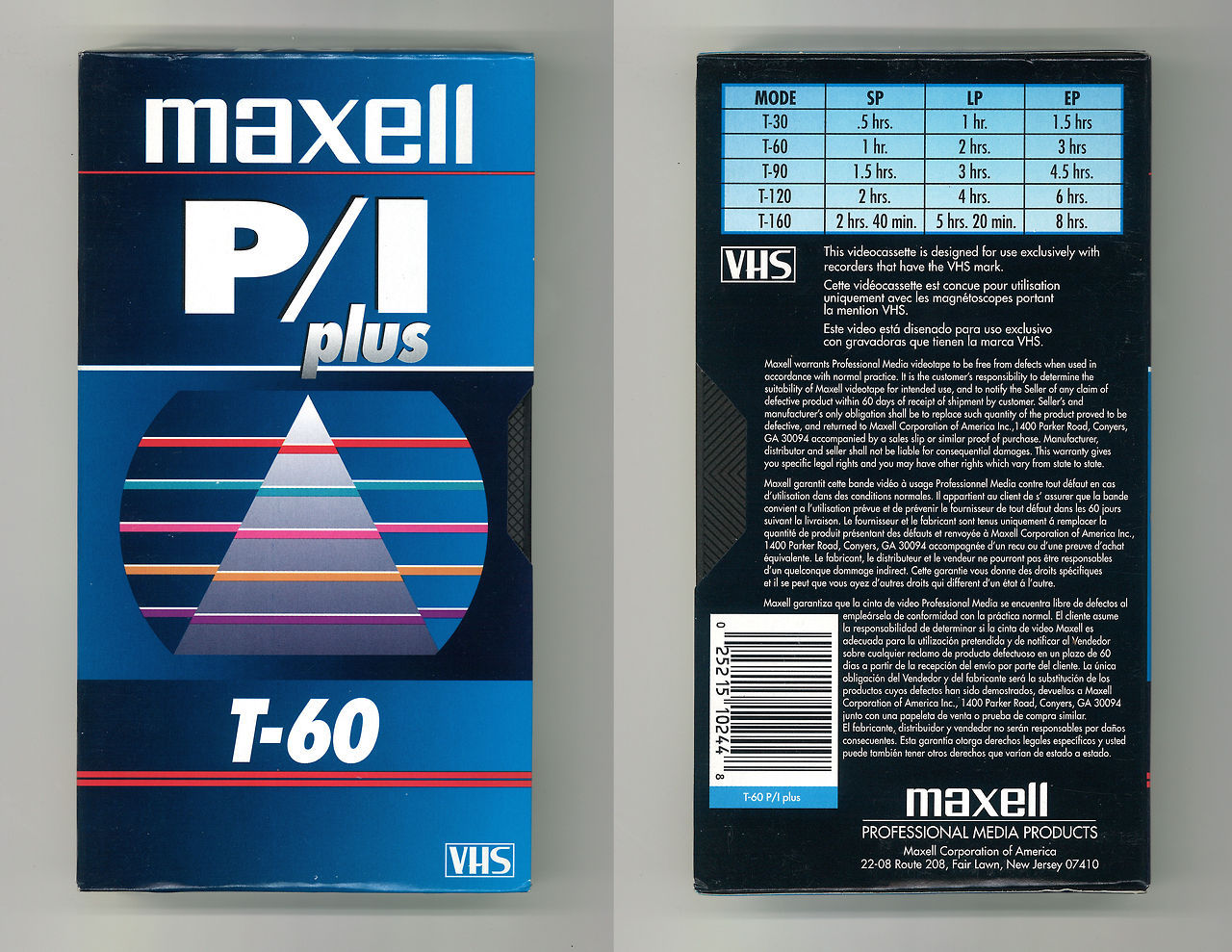 Blank Vhs Cassette Packaging Design Trends  A Lost Art