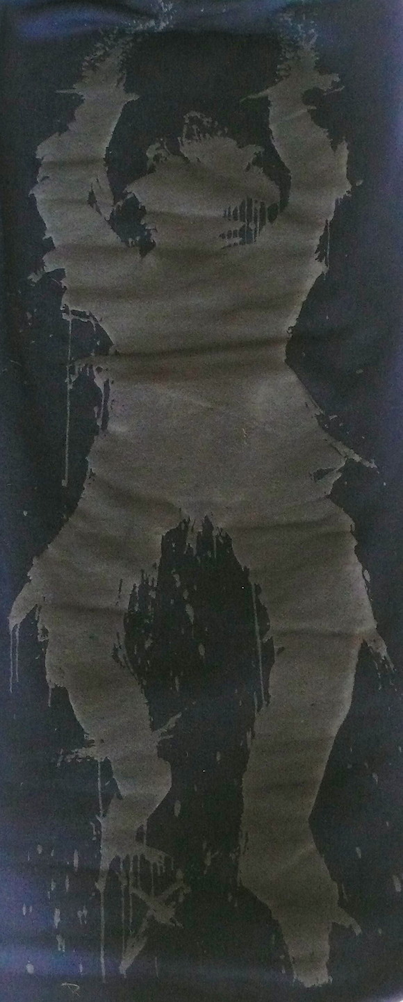 Witches Shadow Man skirt detail. (c) www.paulgormanis.com
