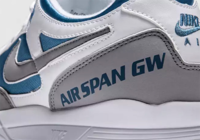 "Nike Honors Gary Warnett With Exclusive Air Span II ""GW"" on his 40th birthday"