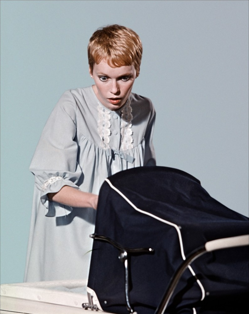 rosemary baby mia farrow