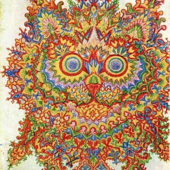 Louis Wain: The Man Who Drew Millions of Far-Out Cats