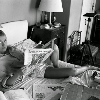 The Life of Jean Seberg in Pictures
