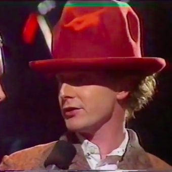 Buffalo Nation: Malcolm McLaren Introduces Hip Hop On The Tube, 1982