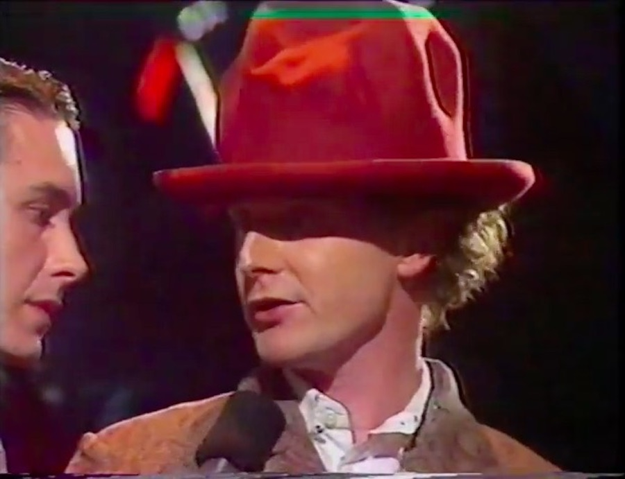 malcolm mclaren the tube scratching jools holland