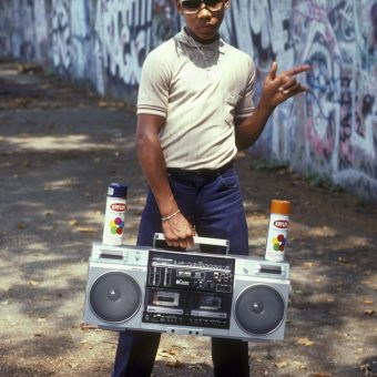 You Don't Stop: Photos From The Early Days of Hip Hop