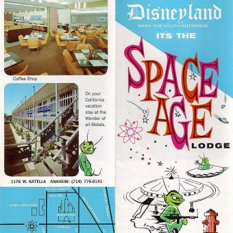 Take Off To 1960s Space Motels