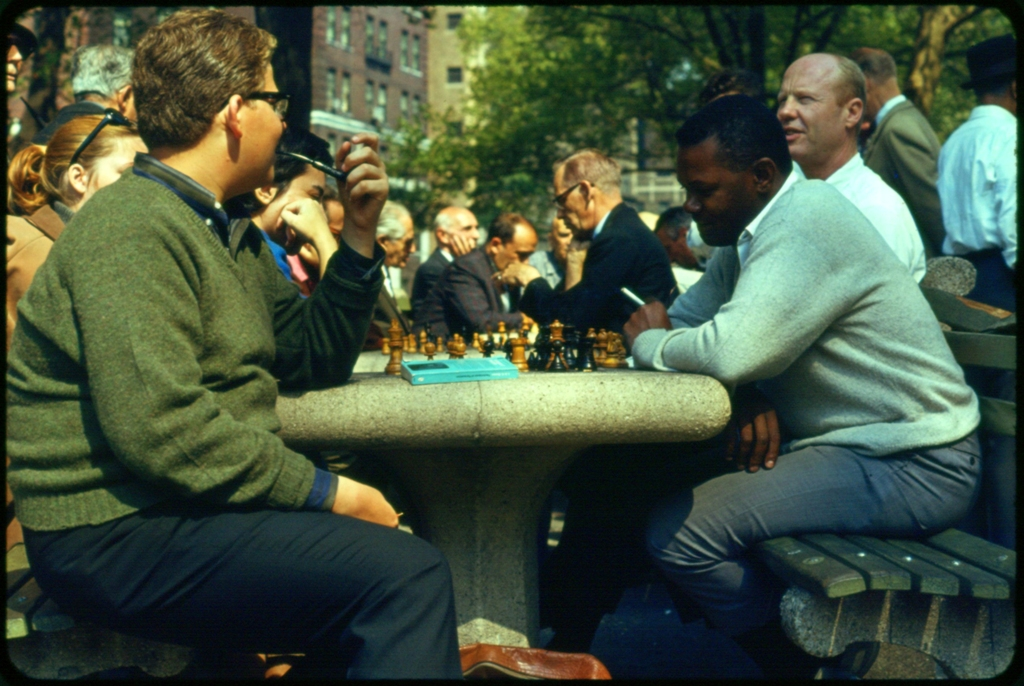new york 1966 park chess