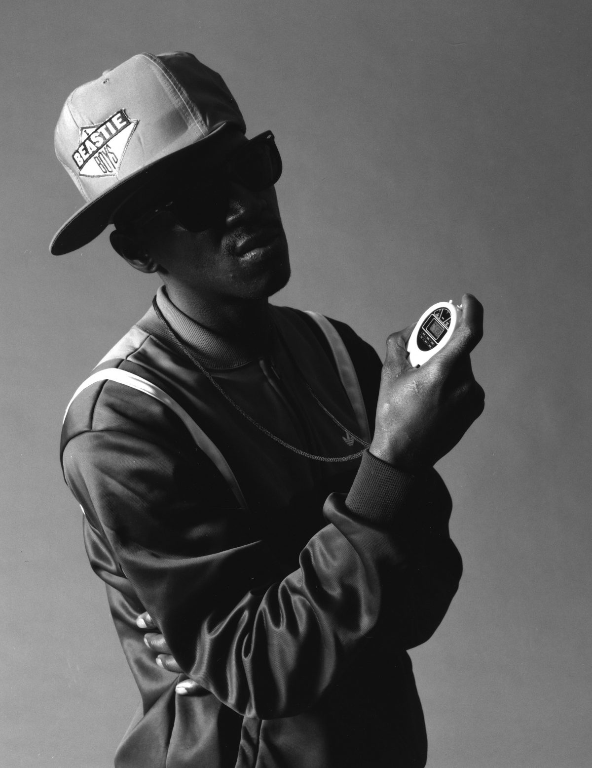 Flava Flav Public Enemy NYC 1987 - by Janette Beckman