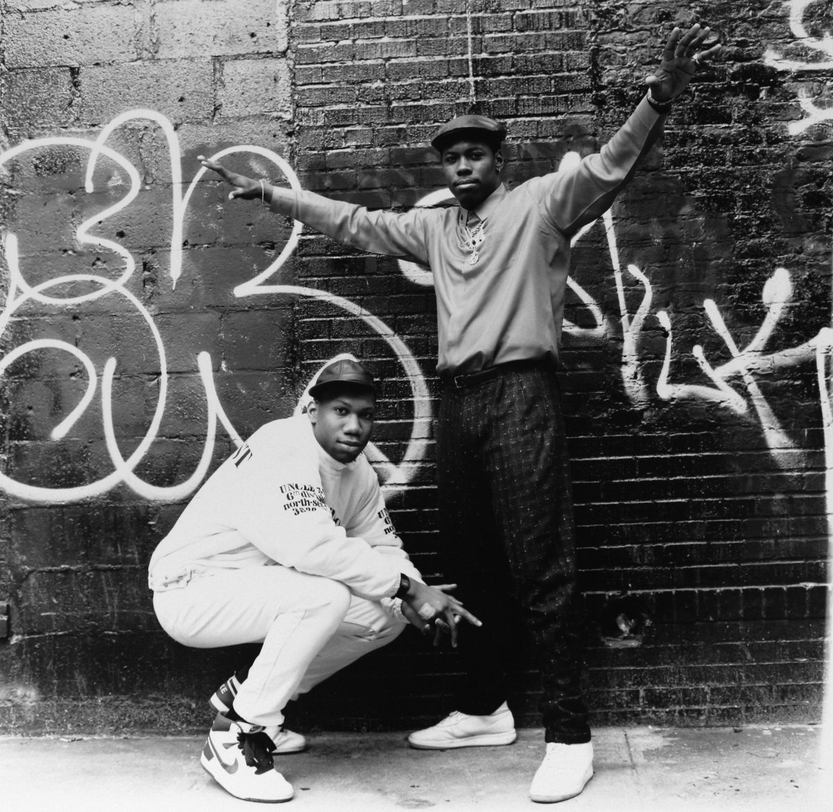BDP Scott La Rock and KRS1 - NYC - 1987