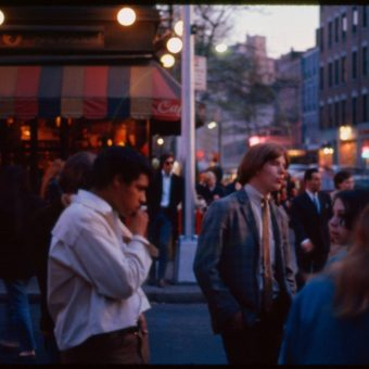Jack's Slides Of New York City In the 1960s