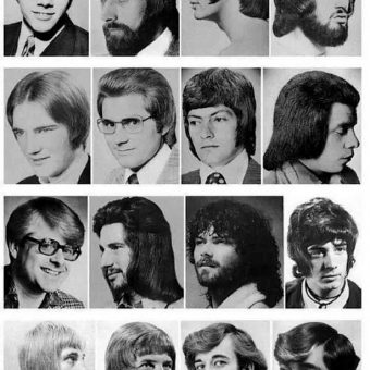 Choose Your Retro Haircut! Hair Style Selections from the 1950s-1980s