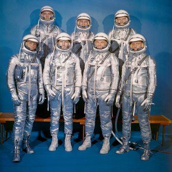 "A Look at the Mercury Seven – Astronauts with ""The Right Stuff"""