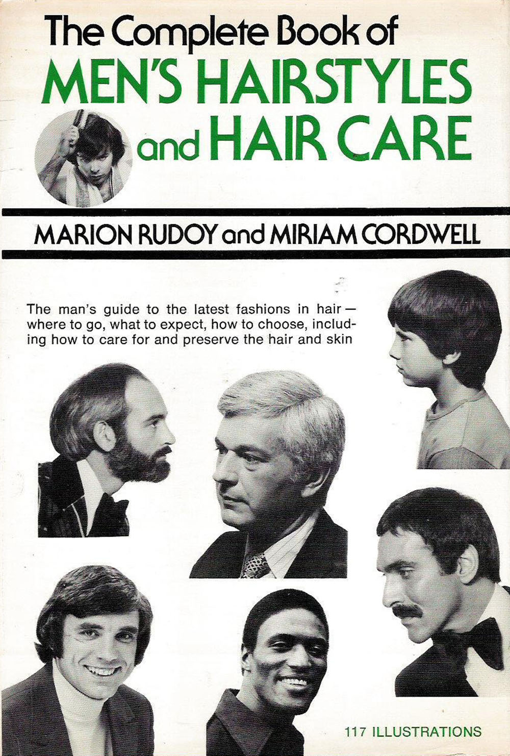 Choose Your Retro Haircut! Hair Style Selections from the ...