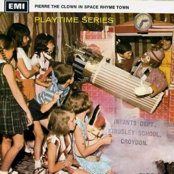 30 Album Covers Featuring Those Frightening Clowns