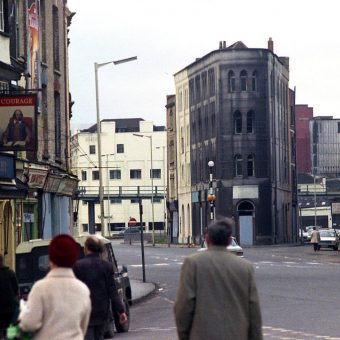 Pictures of a Run-down Bristol in the 1970s