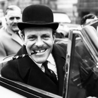 I Say! What a Bounder – The Life of Terry-Thomas