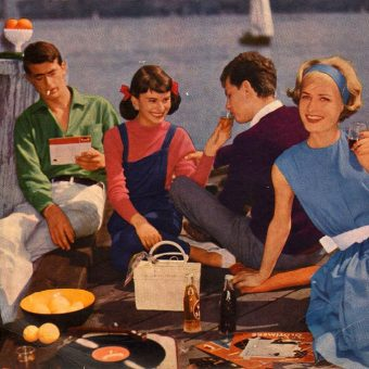 10 Terrible Songs About Food (1960s-1970s)