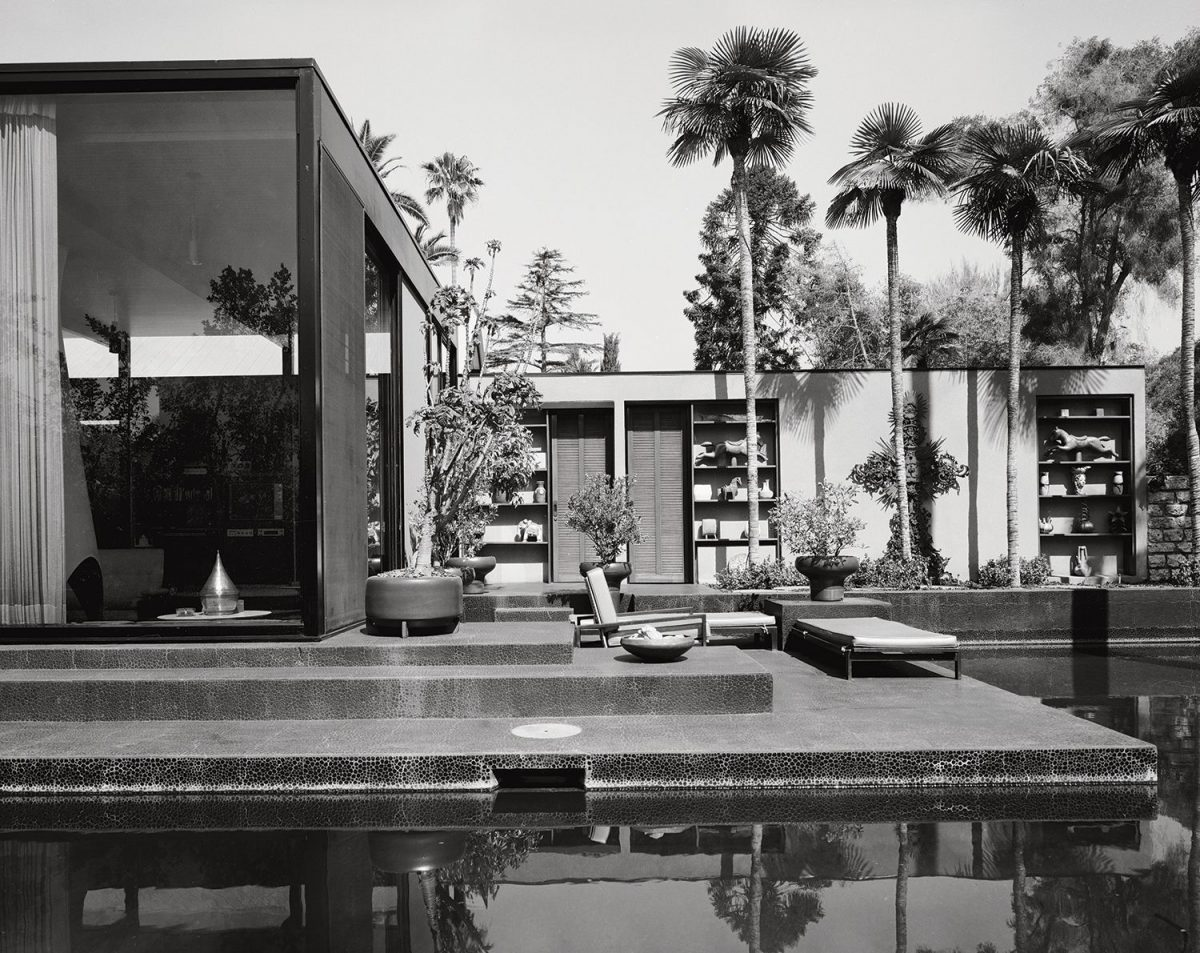 William L. Pereira & Associates, Pereira Residence, Los Angeles, 1964Courtesy of the Estate of Marvin Rand