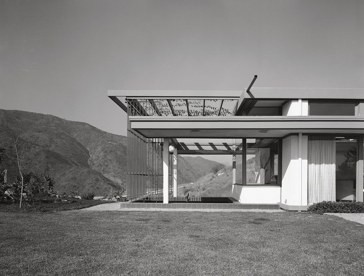 Frank Gehry, Steeves Residence, Los Angeles, 1963Courtesy of the Estate of Marvin Rand