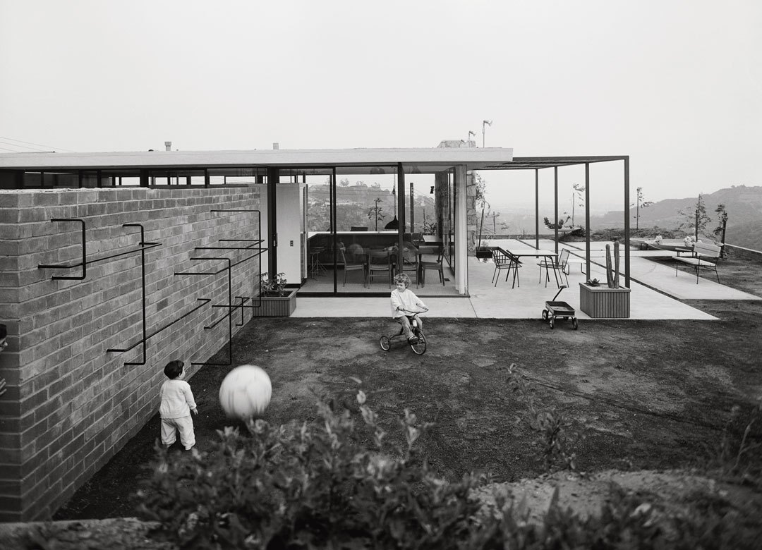 Craig Ellwood, Case Study House #16, Bel Air, 1953