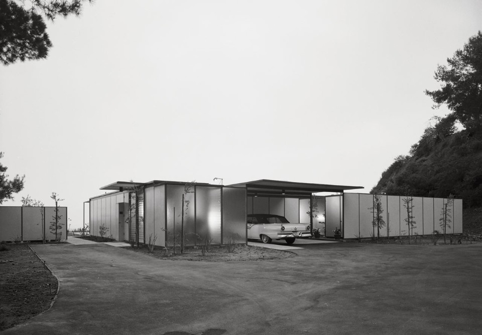 Craig Ellwood, Case Study House #18, Beverly Hills, 1958.