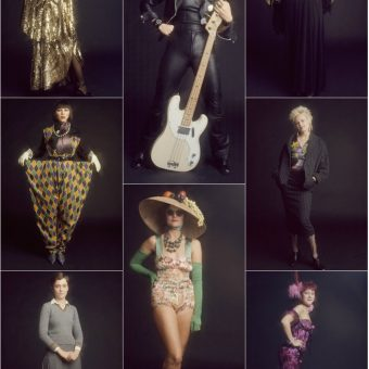 Vivienne Westwood And Other Stars of 1973's Landmark 'London Belles' Feature