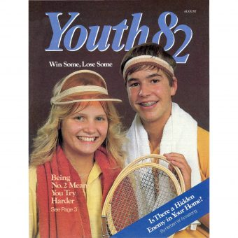 The Holy Word in the Glossy Pages of 1980's Christian Youth Magazines