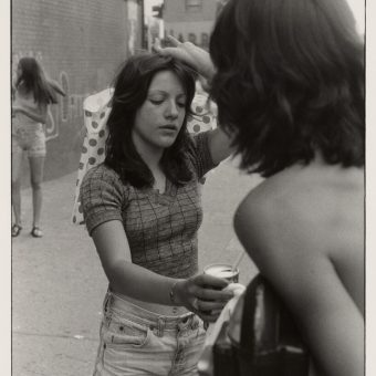 Photographs of Brooklyn in the 1970s