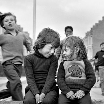 'Elswick Kids' –  Extraordinary Photos by the Late Tish Murtha