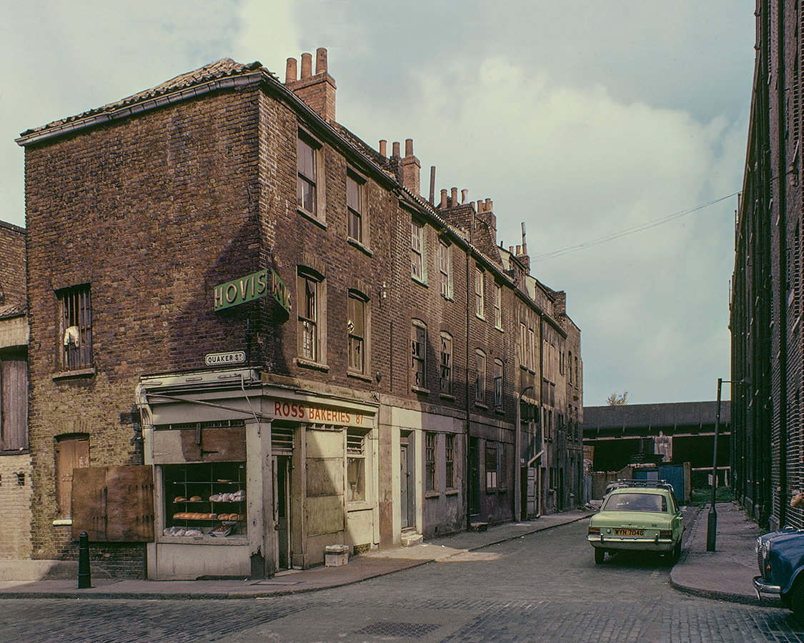 Quaker St, 1970 London