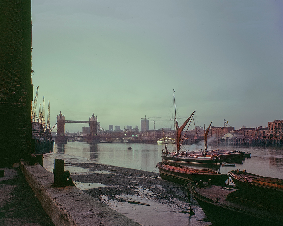 London Kodachrome 1960s