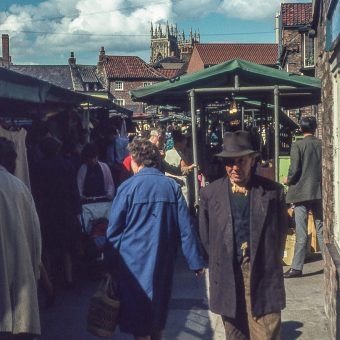 27 Glorious Colour Slides of York In 1968