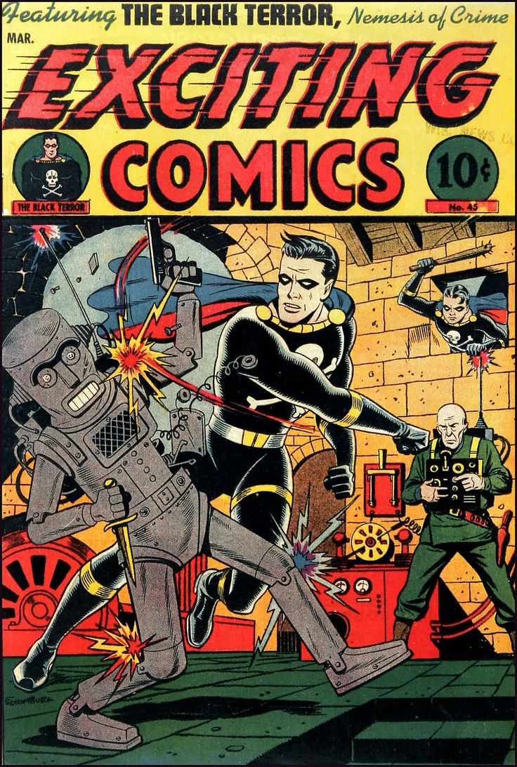 Programmed For Lameness  Awful Comic Book Covers Featuring